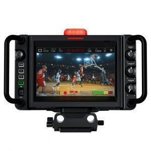 Blackmagic 4K Pro Studio Camera Back