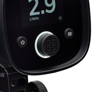 The ONE Touchscreen and Control Dials