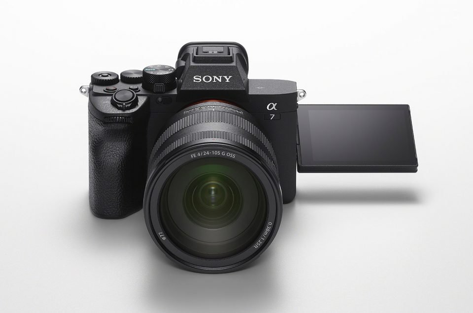 The new Sony Alpha 7 IV is a truly advanced hybrid full-frame mirrorless